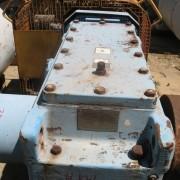 # K 527 Flender Drive Teco Motor 90KW 2P 60 Hz C-W Brake Assy G Box B3SH 10 A N1 1440 N2 49 (4)