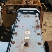 # K 527 Flender Drive Teco Motor 90KW 2P 60 Hz C-W Brake Assy G Box B3SH 10 A N1 1440 N2 49 (6)