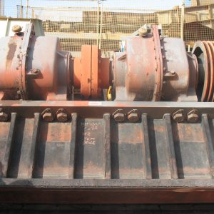#  K 564 Allis-VDM S Deck Screen  Exciters Allis 4 - 3 E Size Bed 4.87M x 2.45M (2)