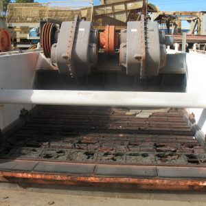 #  K 565 Allis-VDM S Deck Screen  Exciters Allis 4 - 3 E Size Bed 4.87M x 2.45M  (5)