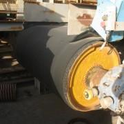 # K 571 CV B Feeder D Shaft 180mm Cv 1500mm D Pulley 800mm Diam Length approx 12 Mts (1)