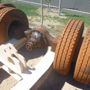 900mm Cv Stacker Bogey No Drive No Carden Shafts  Diff Ratio 6.3-1 (3)