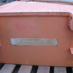 # K 618 Sturton Gill Elect Magnet 115V DC 35A  Ser No 11330 Model 22CB  (1)
