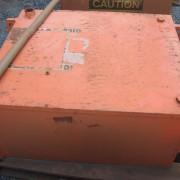 # K 618 Sturton Gill Elect Magnet 115V DC 35A  Ser No 11330 Model 22CB  (2)