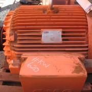 # K 620 CMG Motor PPA 315L 85-4 V 415-720 D V Pulley 270mm OD  6G SPC  (1)
