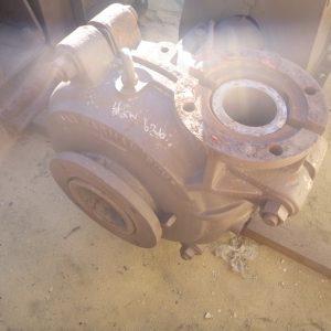 # K 636 Warman Pump 6-4 AH with Drive Motor V Belt Drive & Guarding (3)