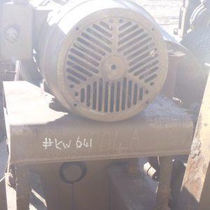 # K 642 Warman Pump Assy  6-4  AH With Toshiba Motor 18.5KW 4 P ( 1460 RPM ) (1)