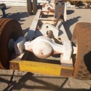 # K 647 CSI STK Bogey Motor 4KW 4P G Box Rossi MRC2I 160UO2A Ratio 154-1 C Sfts 1550 Series  (2)