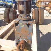 # K 647 CSI STK Bogey Motor 4KW 4P G Box Rossi MRC2I 160UO2A Ratio 154-1 C Sfts 1550 Series  (5)