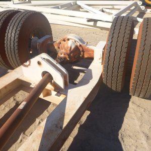 # K 647 CSI STK Bogey Motor 4KW 4P G Box Rossi MRC2I 160UO2A Ratio 154-1 C Sfts 1550 Series  (6)