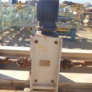 # K 647 CSI STK Bogey Motor 4KW 4P G Box Rossi MRC2I 160UO2A Ratio 154-1 C Sfts 1550 Series  (7)