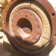 # K 657 ASEA 2 MW DC  Motor 550V 3830 A Ser No 6329760   (6)