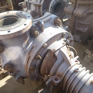 # K 659 Warman Pump 150 RC  WPH CW 75KW 4P Motor Drive & Guarding (3)
