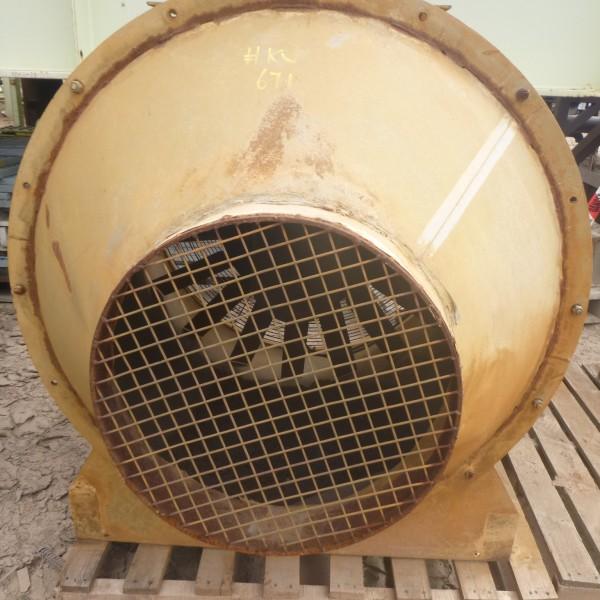 # K 671 Blower Fan C-W Drive 18.5KW 4P Motor (2)