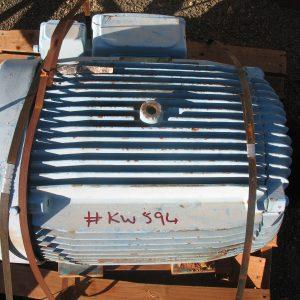 # k 594 wEG 75kw 4 p 1485rpm 50 Hz 3 Phase  C-W 5 G SPC V Pulley 480mm Diam (3)