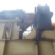 K 674 HPGR Rolls 600KW Motor 4P Flender Sond 900 GBox TypeNew Tyres  T Put Approx 600TPH