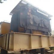 K 674 HPGR Rolls 600KW Motor 4P Flender Sond 900 GBox TypeNew Tyres  T Put Approx 600TPH   (13)