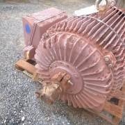# K 720 CMG 150KW 6 P 415V 50 Hz Motor  Ser No 7GOC 703 Cat No M3615003 PPA (3)