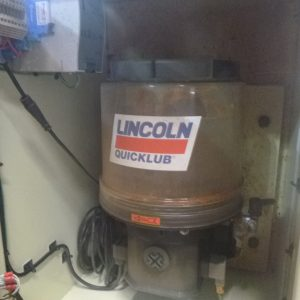 # K 819 C 125 Lincoln Bearing  Lube Unit  (2)