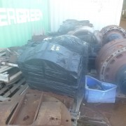 # K 823 HBI Rolls Stripped No Couplings (1 (10)