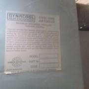 # K 825 Dynacool Heat Exchanger ST75RH9AC650 Code 58095 (2)