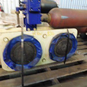 # K 834 Kopper HBI  HPGR -CSI    RH  Hyd Ram-Acc Assys  Refurbished (4)