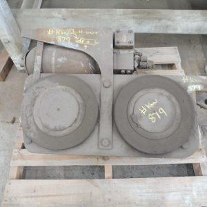 # K 879 HBI Briquette F Roll L H S Piston Manifold-Acc Assy (2)