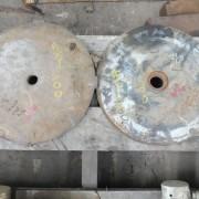 # K 900 4.25 Sym Step Plate & Shims  (1)