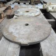 # K 900 4.25 Sym Step Plate & Shims  (2)