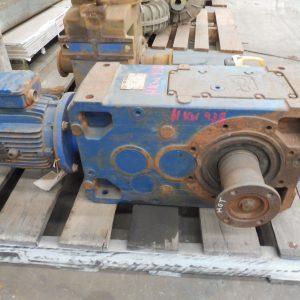 # K 938 Weg-Rossi Drive  MRC2I  160 UO2A Ratio 154-1 Motor 4 Kw  4P (3)