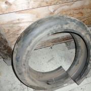# K 949 Flenaflex F250 Fras  Tyre (2)