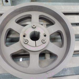 # K 978 P Drive V Pulley PCD 630 T Lock 5050 SPC 8G   (1)