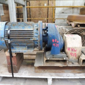 # Kw 929 Genat & Wood G Red 342 RPM Motor 5.5KW 4P Set Up For MD 212 Pump (2)